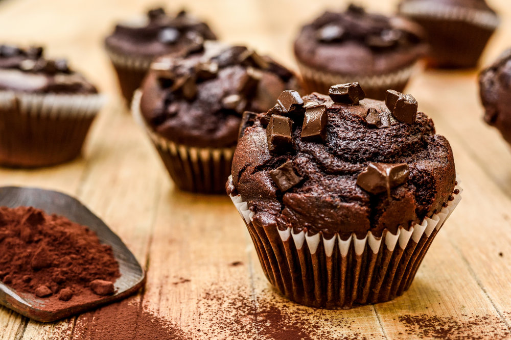 Copy of Chocolate Chunk Muffin