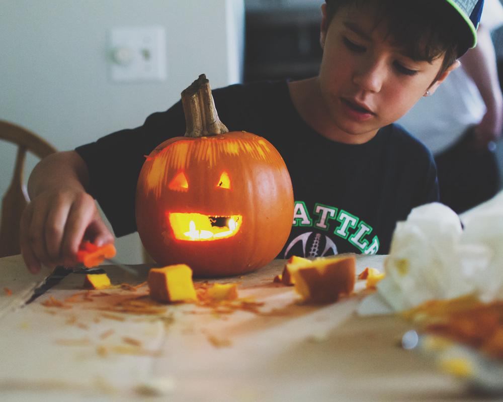 nick pumpkin