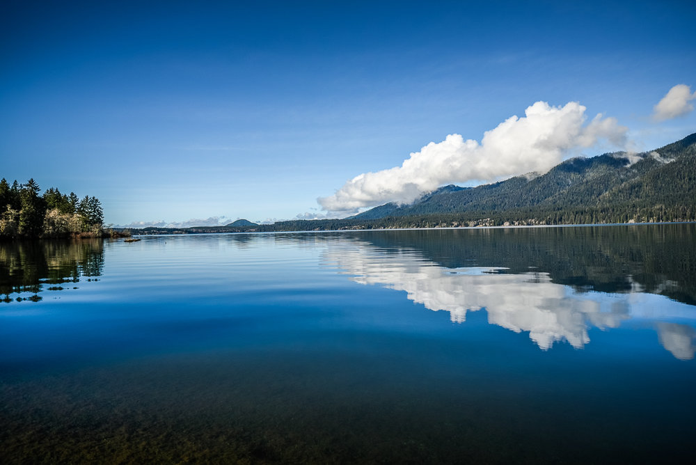Lake Quinault, Washington