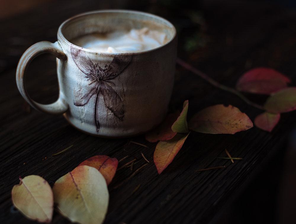 autum latte