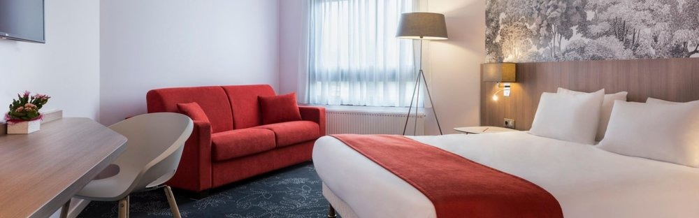 HOLIDAY INN CALAIS COQUELLES -