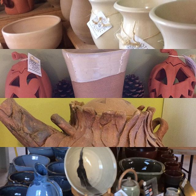 Day 2 of Vermont Open Studio Weekend. Studios will be open till 5:00! #thepotterstone #pottery #vermont