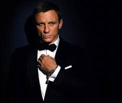 Daniel Craig - if it's good enough for Bond, it's good enough for  anyone.