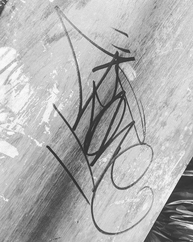 Back at it CRONE #GRAFF #GRAFFITI #TAGGINGUP #BOMBING