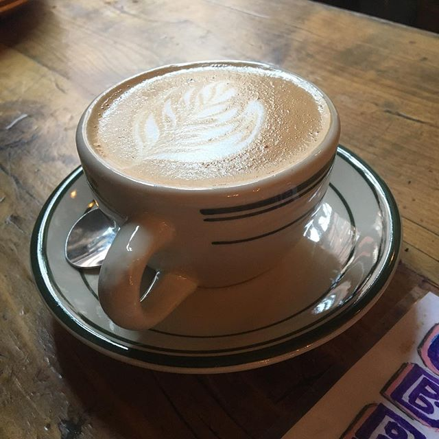 Best Cappuccino ever made @littleskips #coffee #cafe #coffeeshop #littleskips