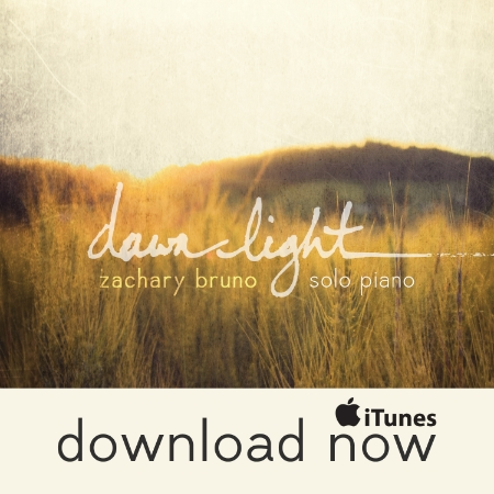 Dawn Light Album Art