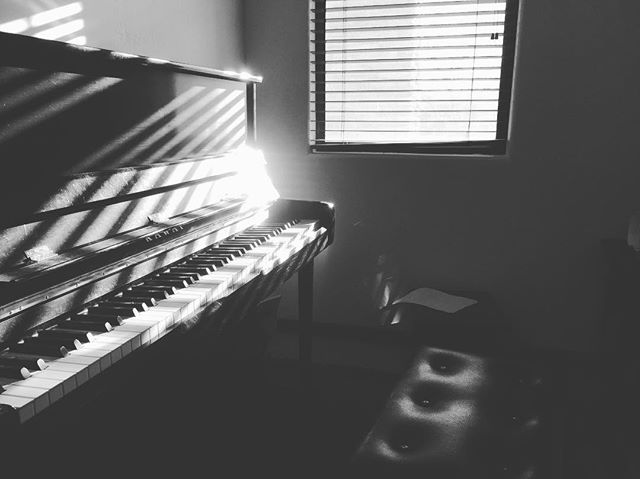 word is a new collection of songs written for piano will be recorded at a studio in northern arizona 🤷🏻♂️