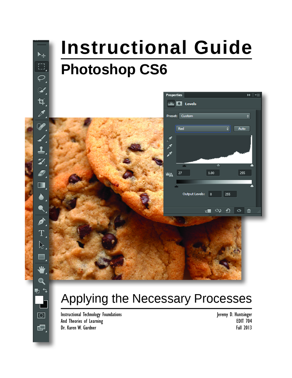 Instructional Guide Cover