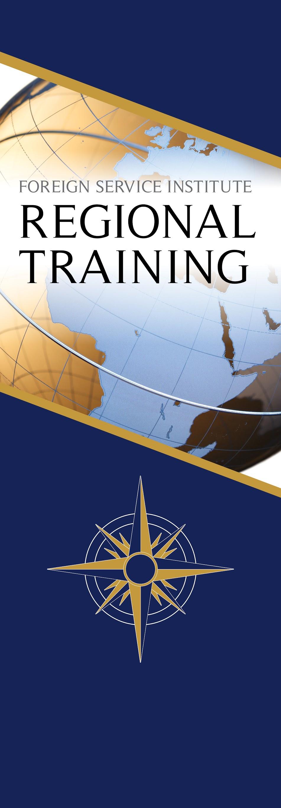 FSI Regional Training Standing Banner