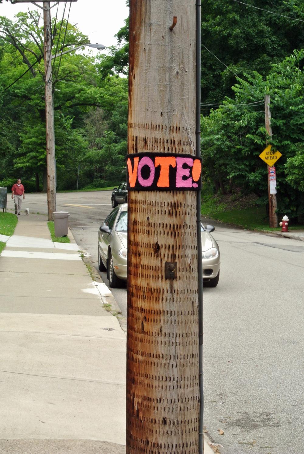 Wood Utility Pole