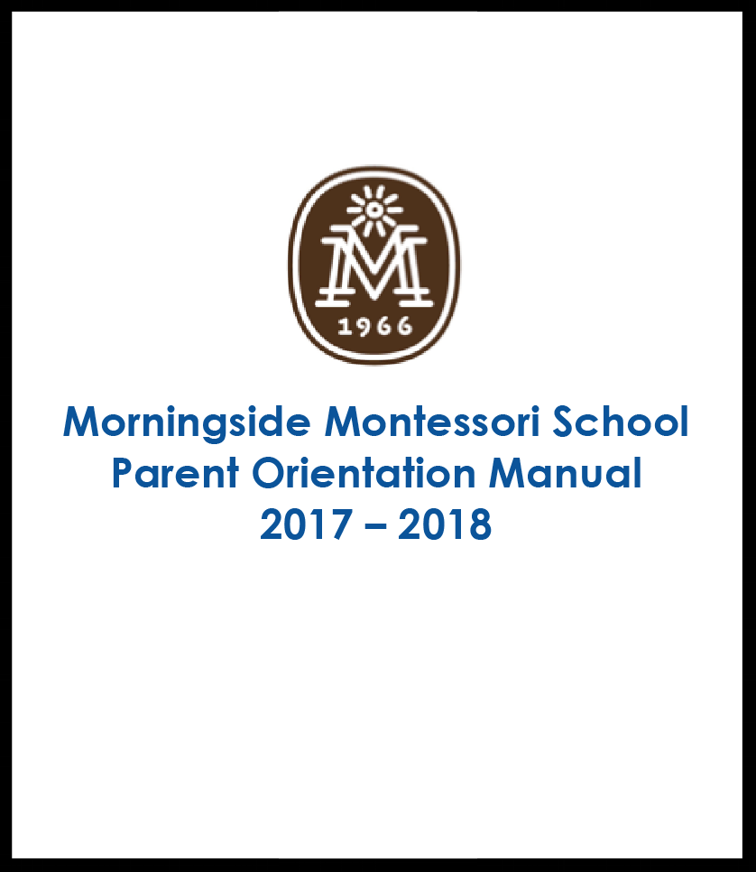 Click on the image to download your copy of the Parent Orientation Manual. - (If you would like a hard copy, please request one from the Main Office.)