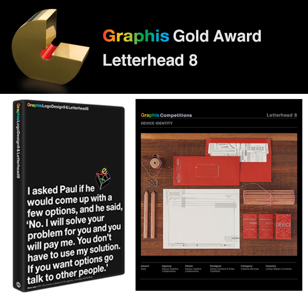 Graphis Letterhead 8