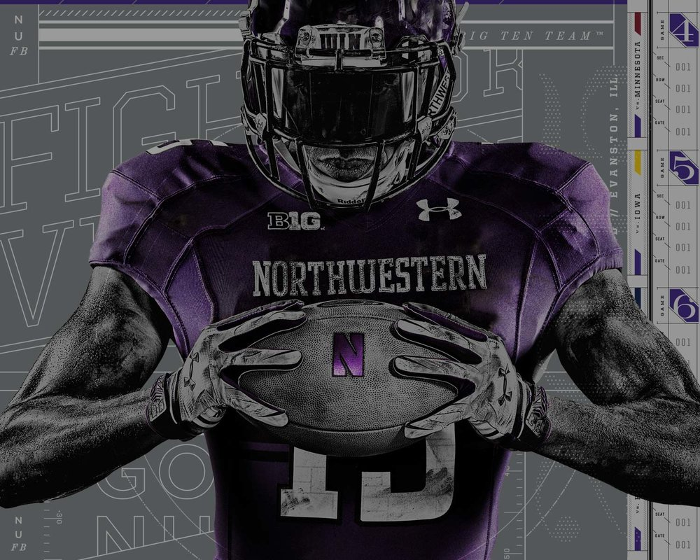 _12 / DCC × NORTHWESTERN UNIVERSITY