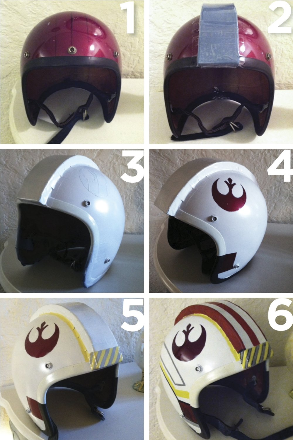 Helmet Tutorial!