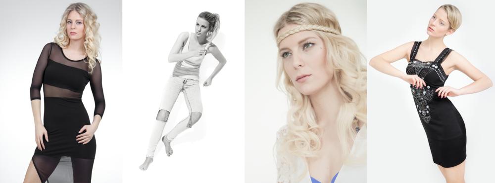 Ein Workshop, zwei Coaches: Unsere Posing-Kurse für Fotografen - mit professionellem Fotomodell in unterschiedlichen Outfits und Stilen.