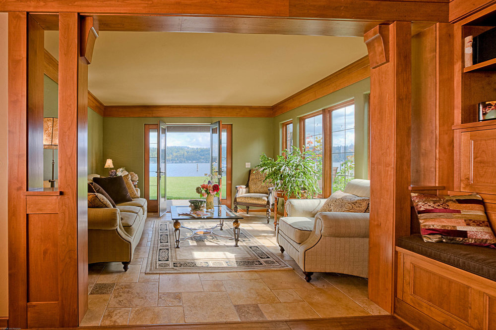 Mercer Island Classic New Construction