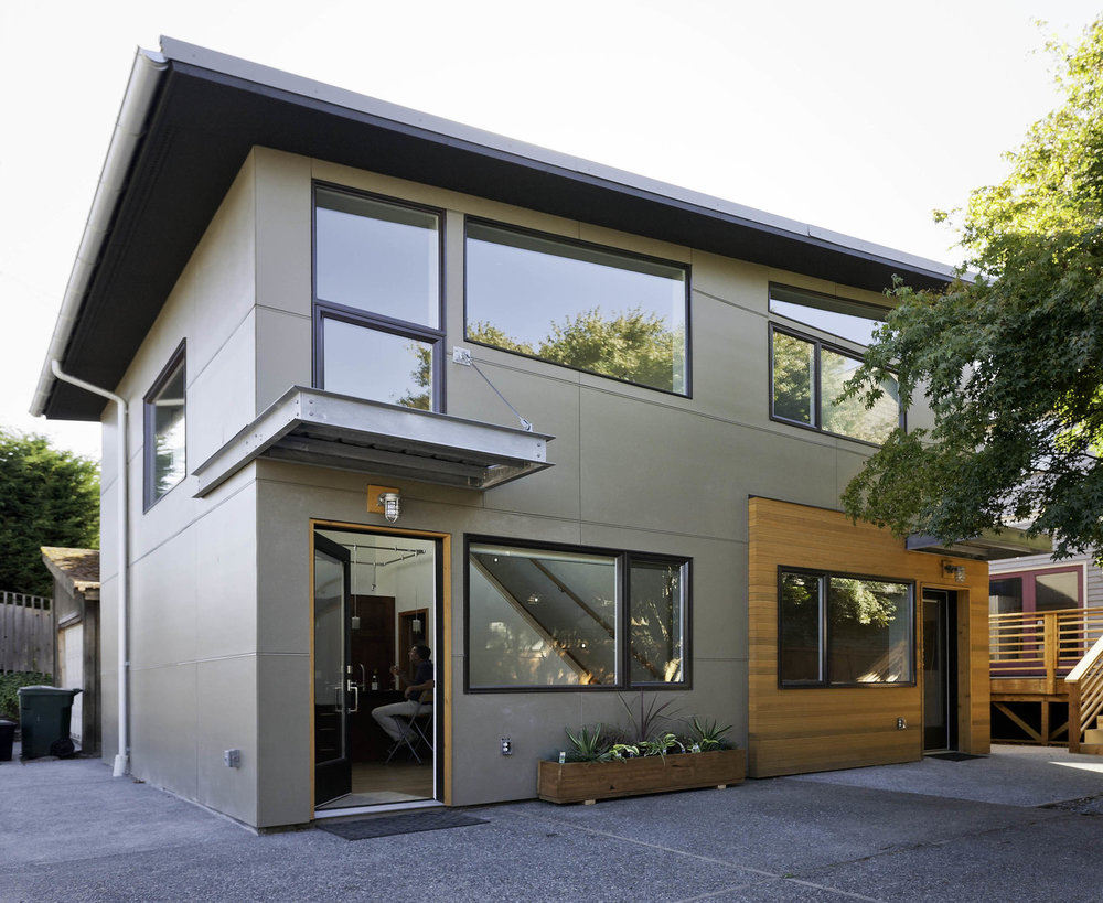 Contemporary Cottage