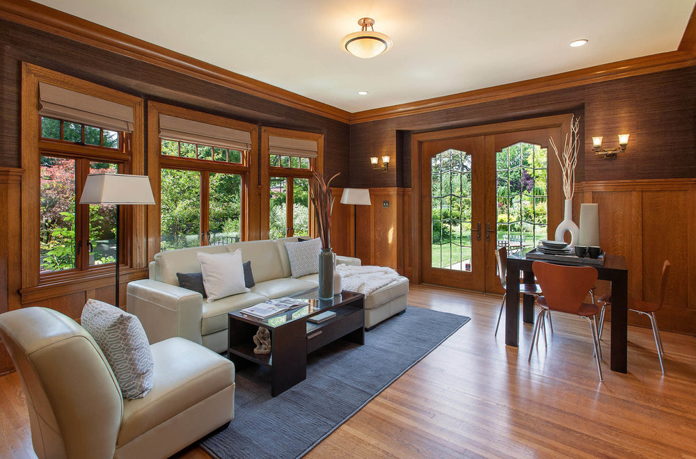 Mount Baker/Cascadia Restoration & Renovation
