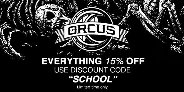 Back to school sale. Get something!