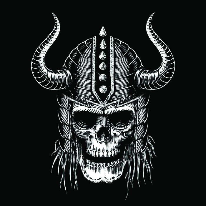 Had to get this on a shirt alone. By Yaiagift.http://www.orcusbrand.com/product/viking