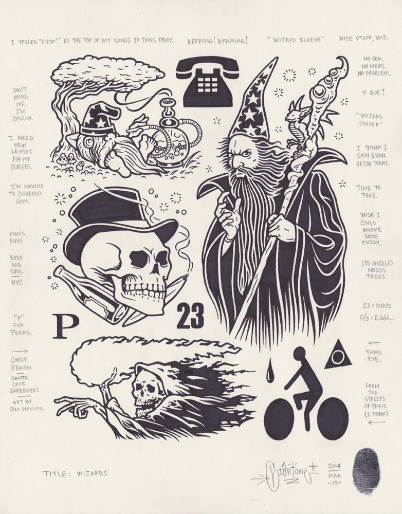 """originalgiantcontent: """"Wizards"""", 2014."""