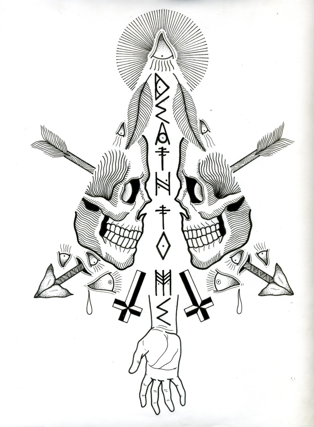 andreirobu: Designersgotoheaven.com - Death to mebyDavid M Cook.