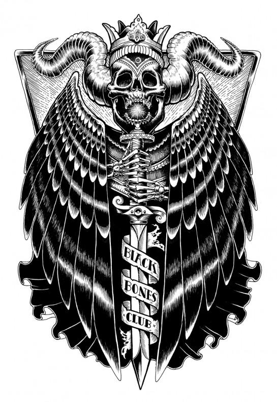 killerinspiration: Artwork by Iain MacArthur
