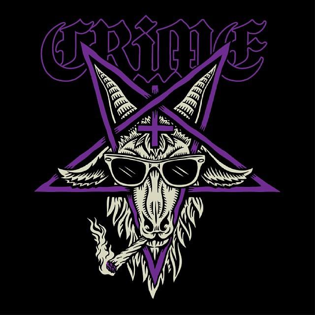 thecapitanpics: #CRIME XIV BLACK WEED de @gonzaduarte curada x @yaiagift #tshirtjunkies #magicgonza