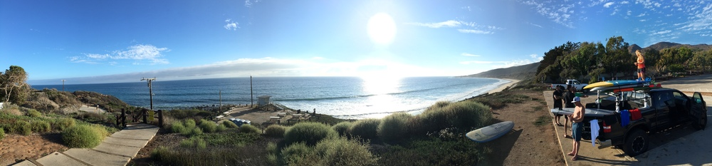 'Zero's Beach' Malibu, CA