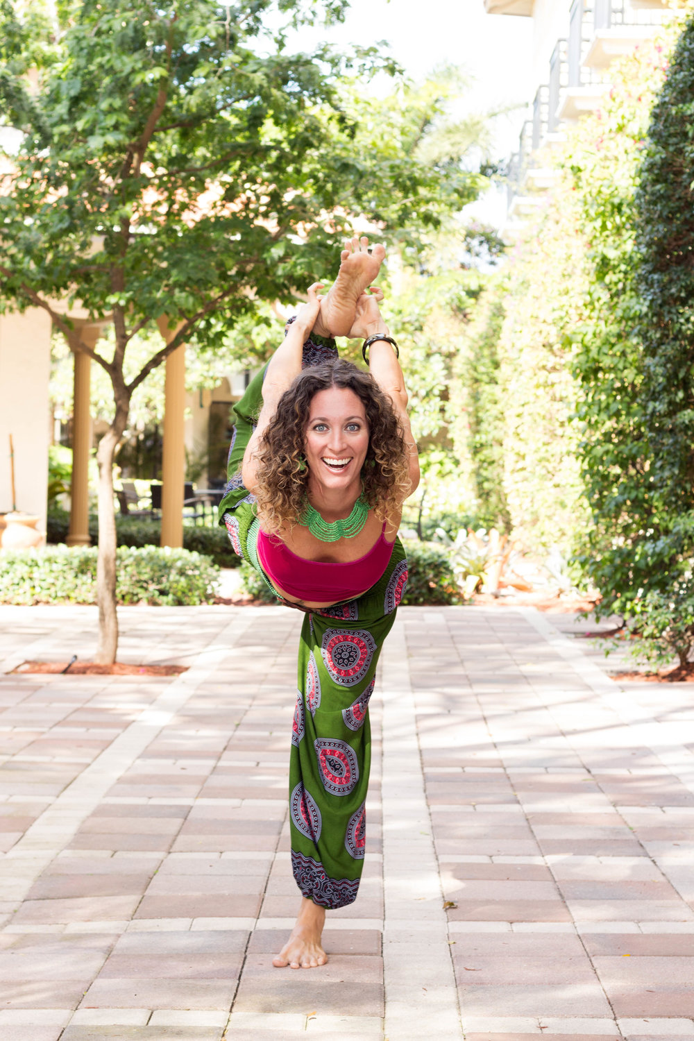 yoga photography fun delray beach