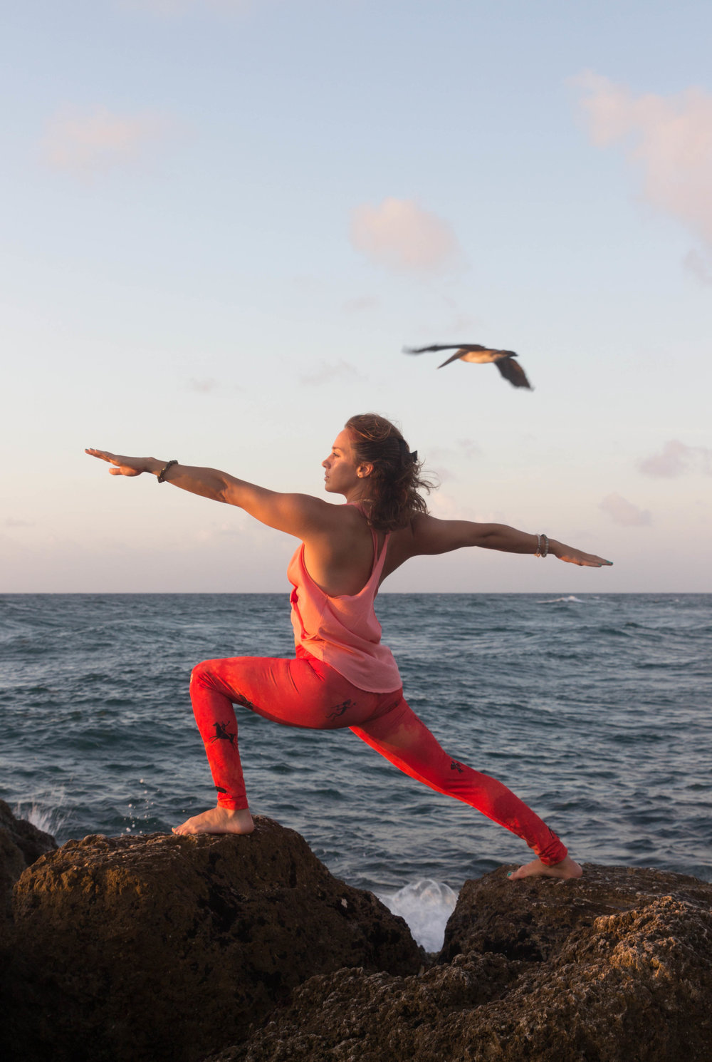yoga photography beach boca raton florida