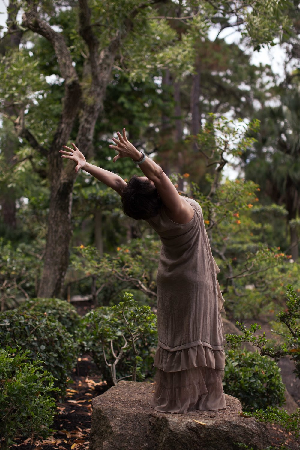 yoga photography south florida