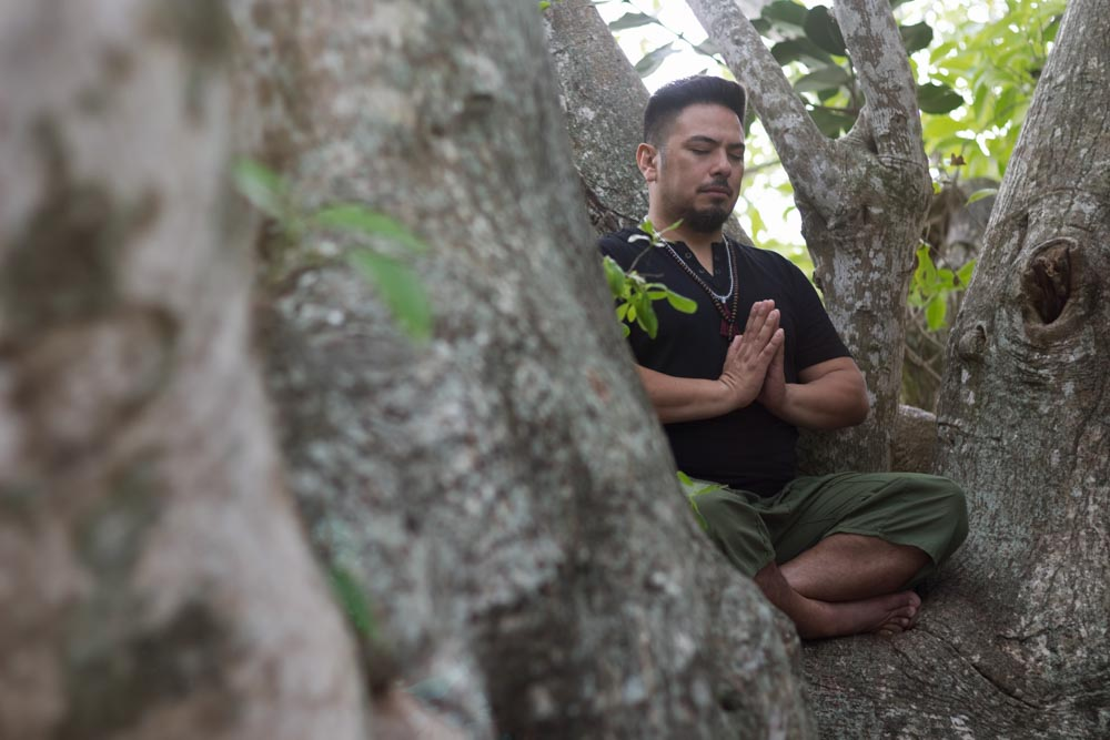 spiritual-photography-south-florida-meditating-in-a-tree