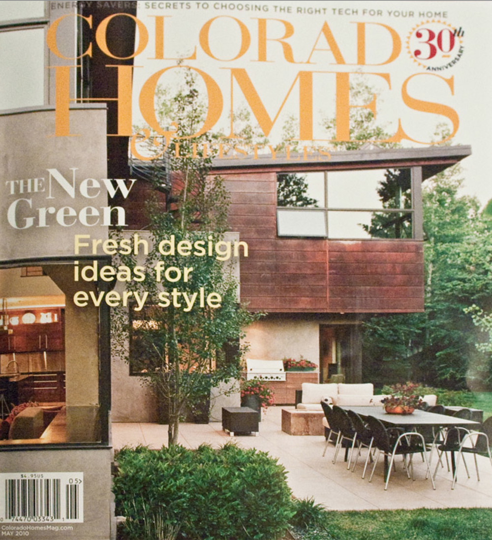 May 2010, Colorado Homes & Lifestyles