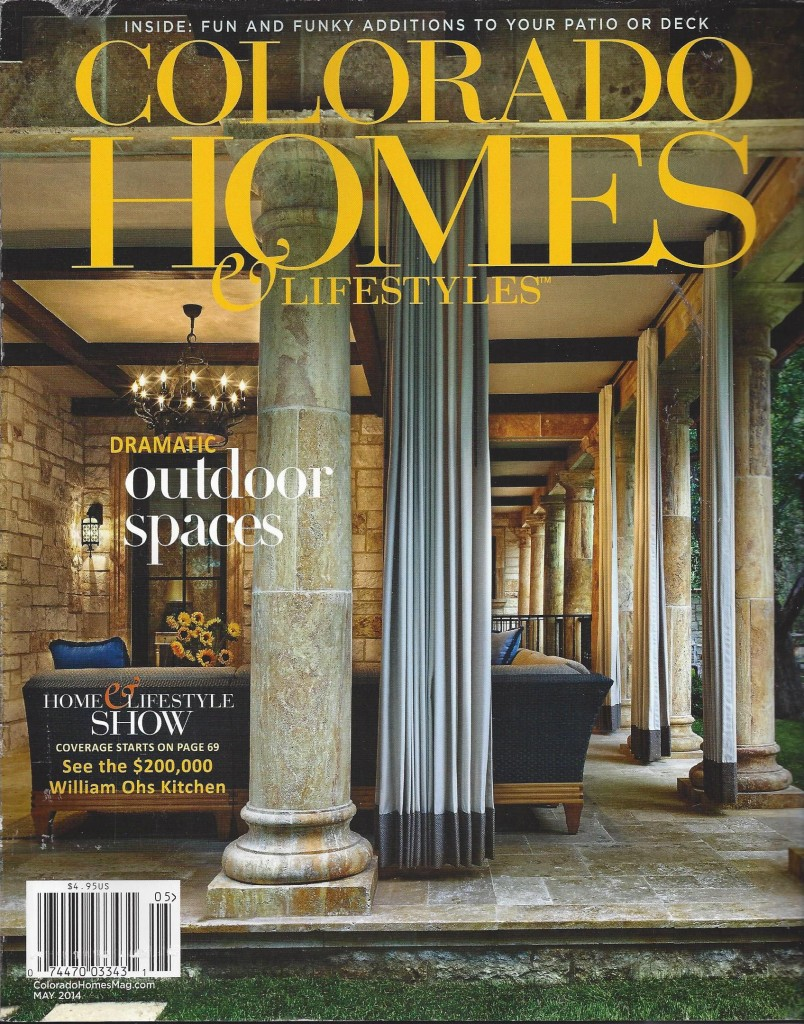 May 2014, Colorado Homes & Lifestyles