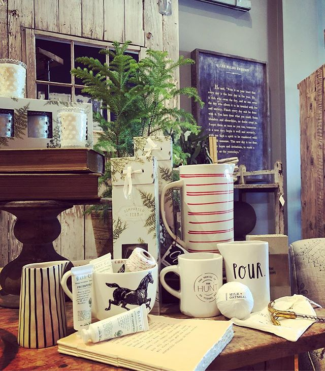 Holiday gifting season is in full swing and we're here to help you check off your lists! Order our favorite gift ideas from Old Glory's online shop by December 16 to get it by December 24. . Shop now at shopoldglorystyle.com (link in our profile, too!). . #oldglorystyle #oldgloryantiques #shopsmall #shopoldglorystyle #holidayshopping #giftgiving #holidaydecor