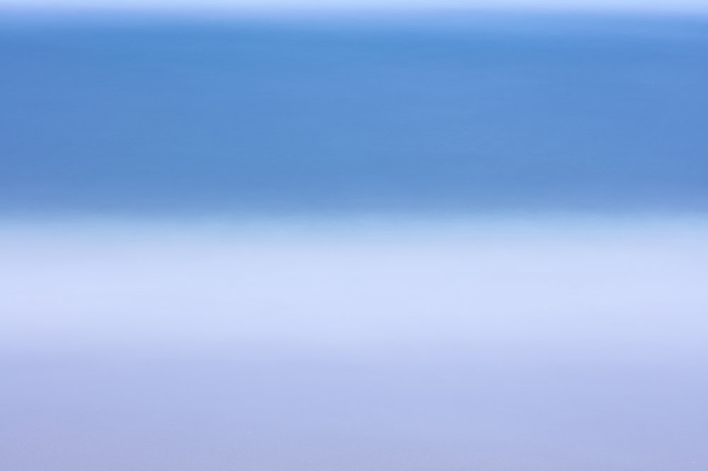 Ben Fink Shapiro,  Sunrise Beach 1 , 40 x 57 in.