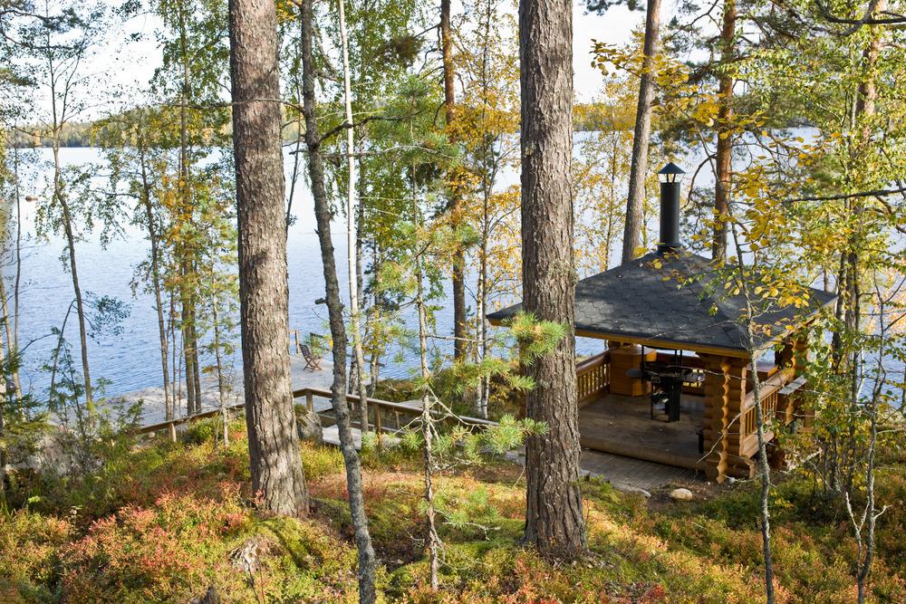 Дом в Финляндии. Недвижимость в Финляндии.