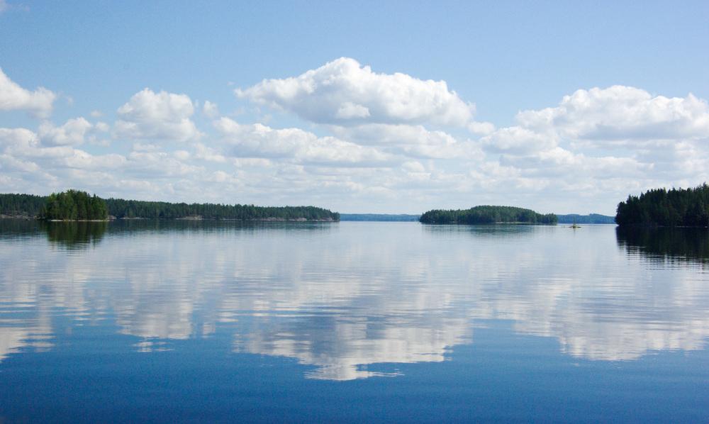 Учаски в Финляндии