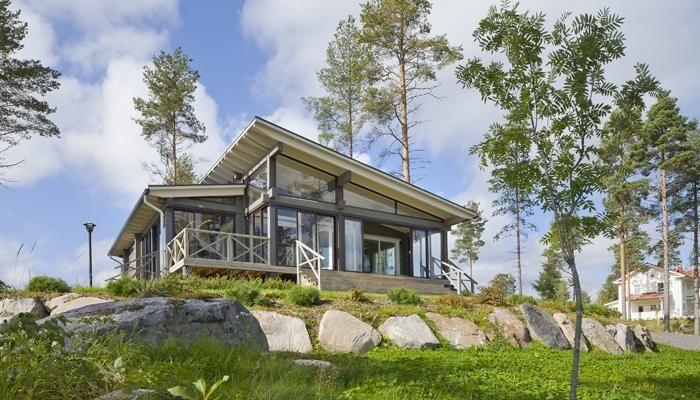 Коттедж Хонка Киппари, Финляндия