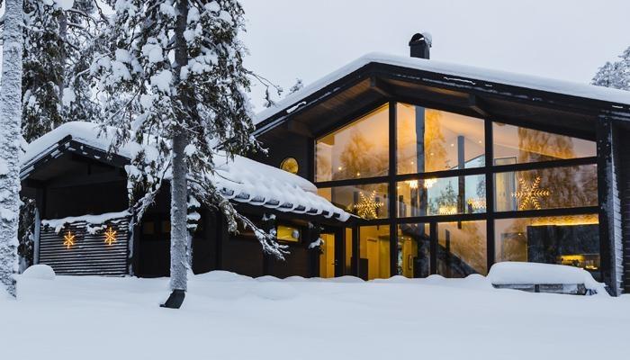 Вилла Хонка в Финляндии