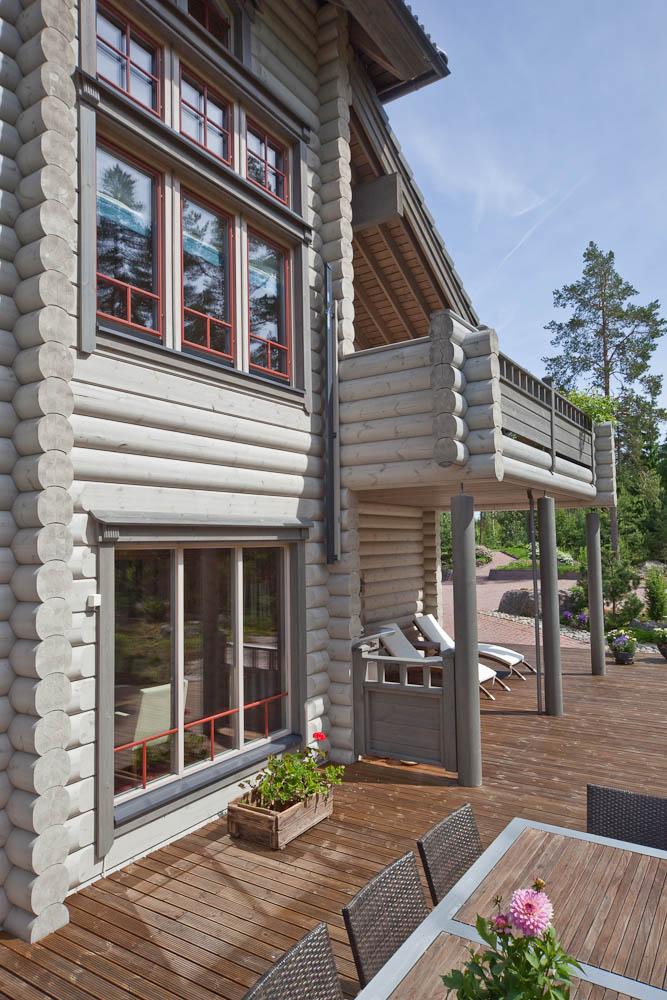 Дом Хонка Мерикотка, Финляндия