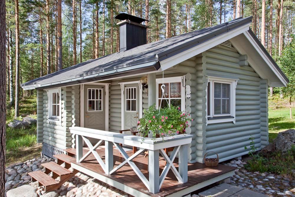 Баня Хонка, Финляндия