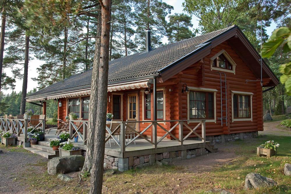 Дачный дом Хонка, Финляндия