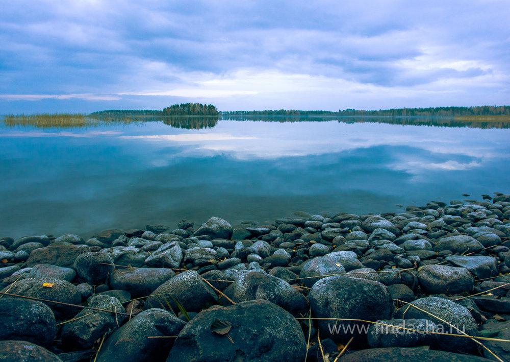 Чистая вода  88% озер и рек Финляндии имеют воду, пригодную для питья