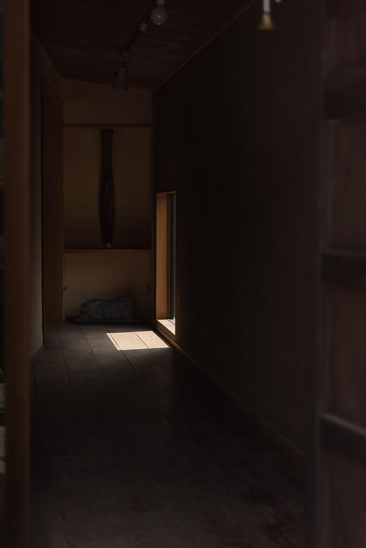 The entrance - japan 2015 by Amy Kanka Valadarsky