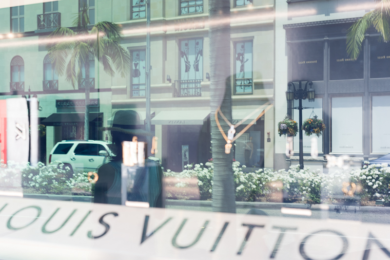 Louis Vuitton anyone?