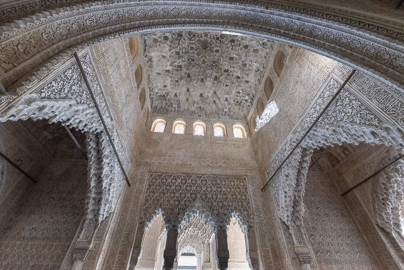 Alhambra, Granada by Amy Kanka Valadarsky