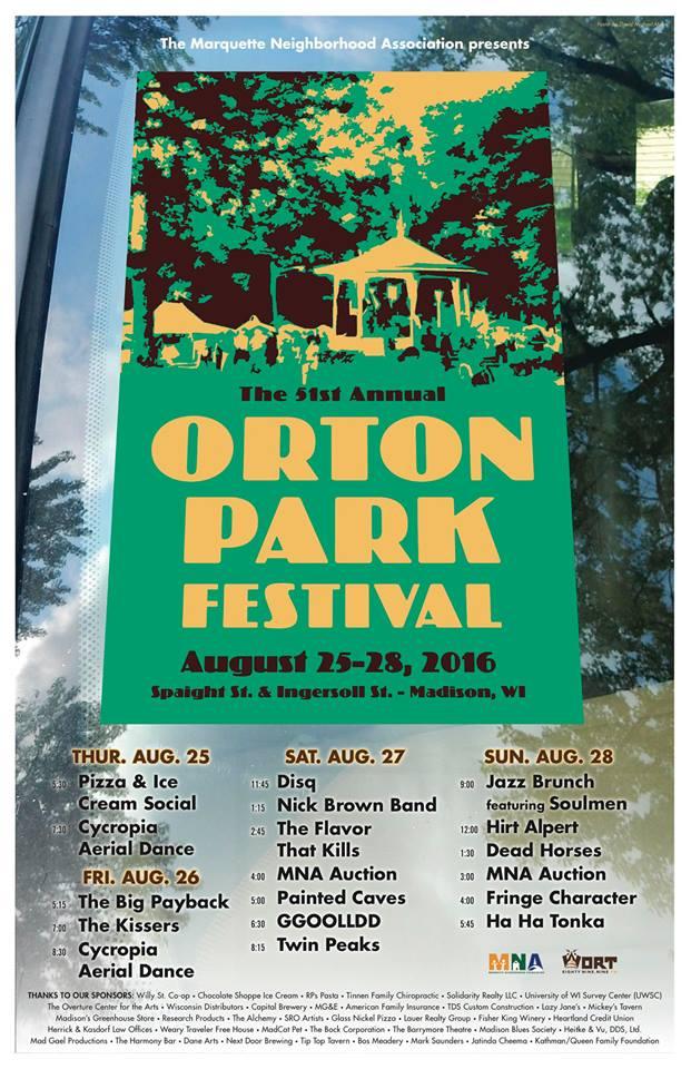 Orton Park Festival 2016 | Madison