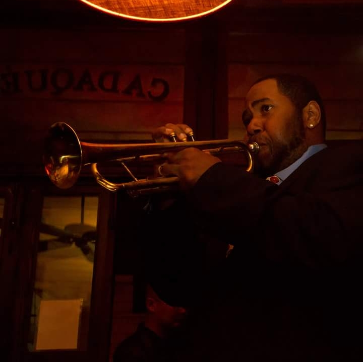 Raised in Jersey City and now residing in the Big Apple, Satish has studied under trumpet greats such as Ted Curson, Rob Henke, Vinnie Cutro, Dr. Eddie Henderson, Jeremy Pelt, and Duane Eubanks.     He has performed and/or recorded across a wide spectrum of music with acts such as Spirit of Life Ensemble, Chris Rob, Talib Kweli, Jessica Care Moore, heavyweight jazz pianist Marc Cary, UTFO, Sadat X, Chaz Van Queen, The Emily Wolf Project, Will Calhoun of Living Colour, and Argentinian reggae legend Fidel.     Satish has appeared in venues such as Blue Note, Metropolitan Room, Showman's, Schomburg Center, Kennedy Center, and most recently the Exit 0 Jazz Festival alongside Marc Cary.     In addition to being an active sideman, Satish also leads various celebrated small groups of his own throughout NYC including his newest jazz-funk infused project Flow-Motion featuring exciting young vocalist Noël Simone Whippler.